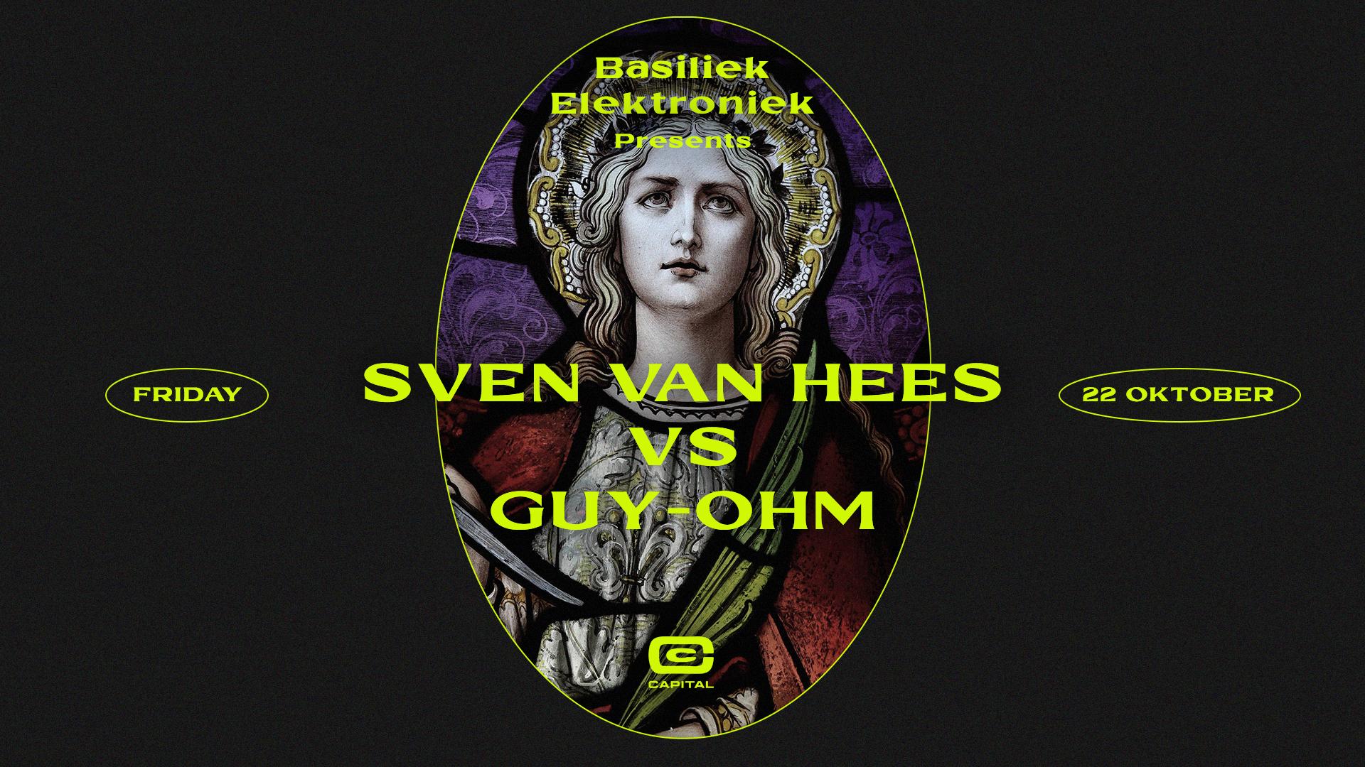 Basiliek Elektroniek - Sven Van Hees vs. Guy-Ohm