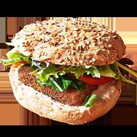 Spinach burger