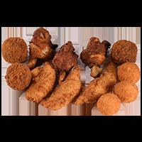 Beastie snack mix (12 stuks)